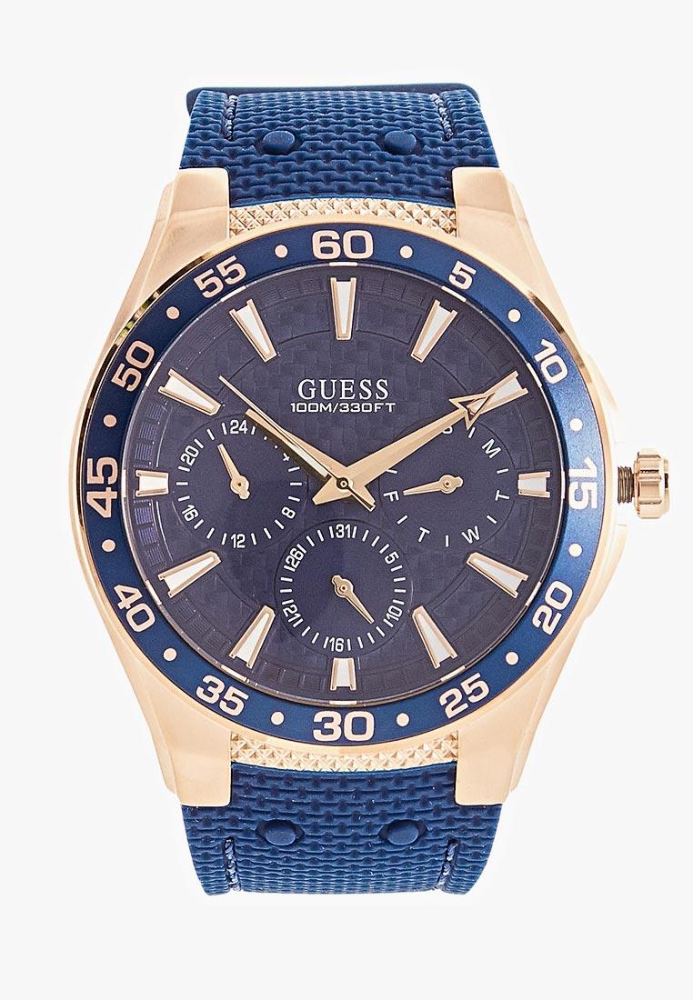 Мужские часы Guess (Гесс) W1171G4