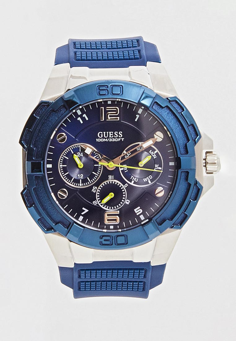 Мужские часы Guess (Гесс) W1254G1