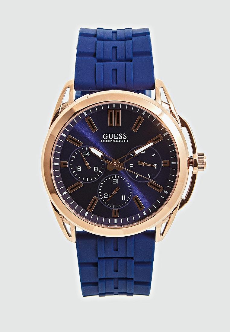 Мужские часы Guess (Гесс) W1177G4