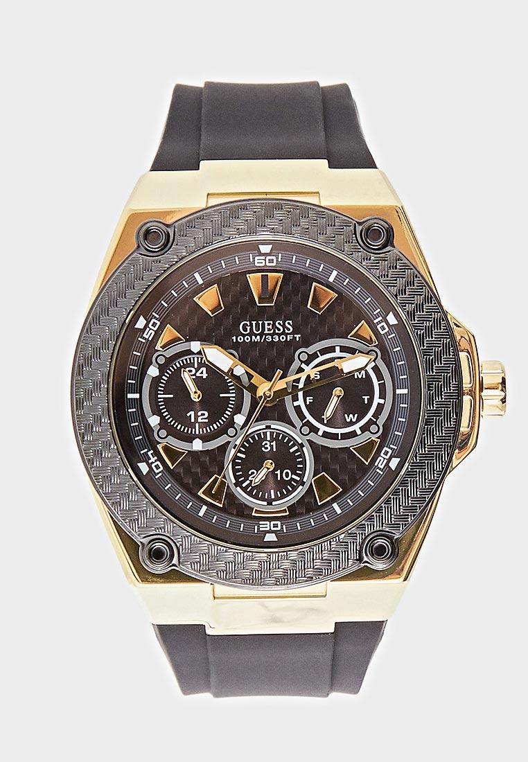 Мужские часы Guess (Гесс) W1049G5