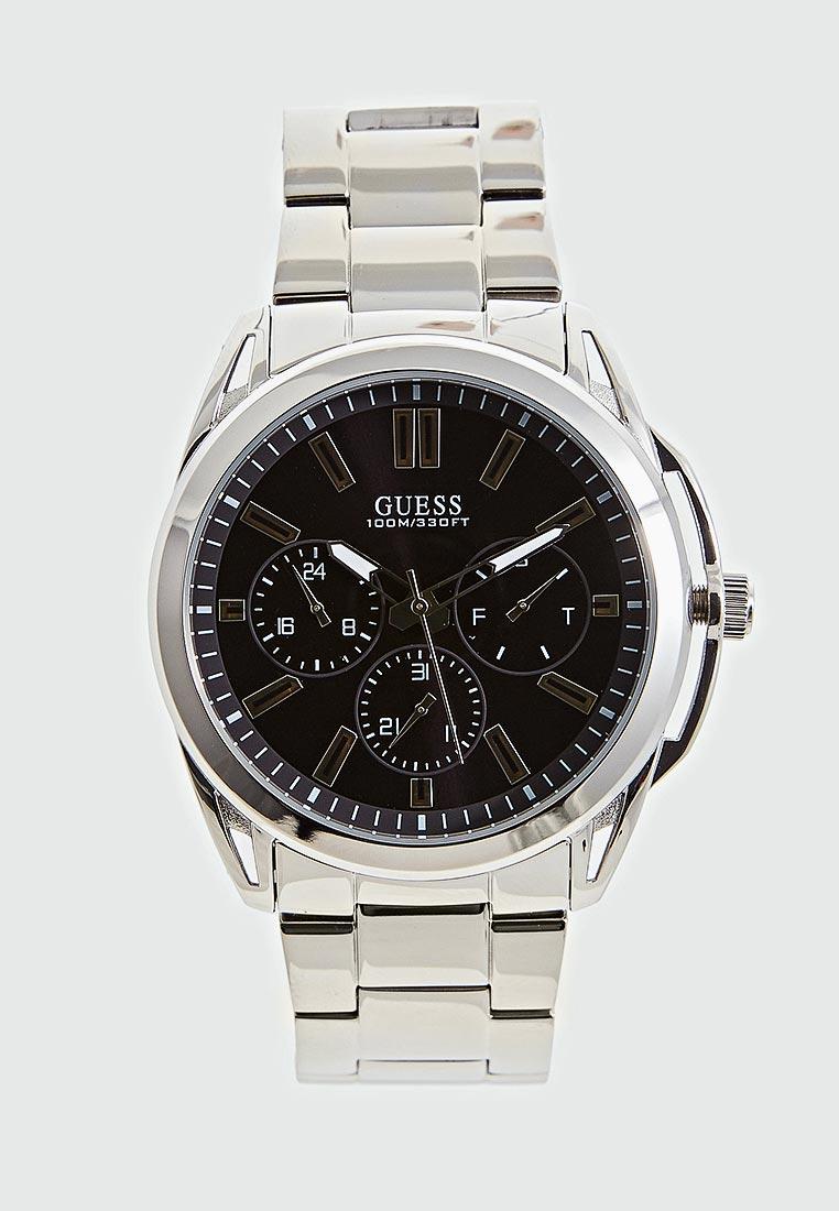 Мужские часы Guess (Гесс) W1176G2