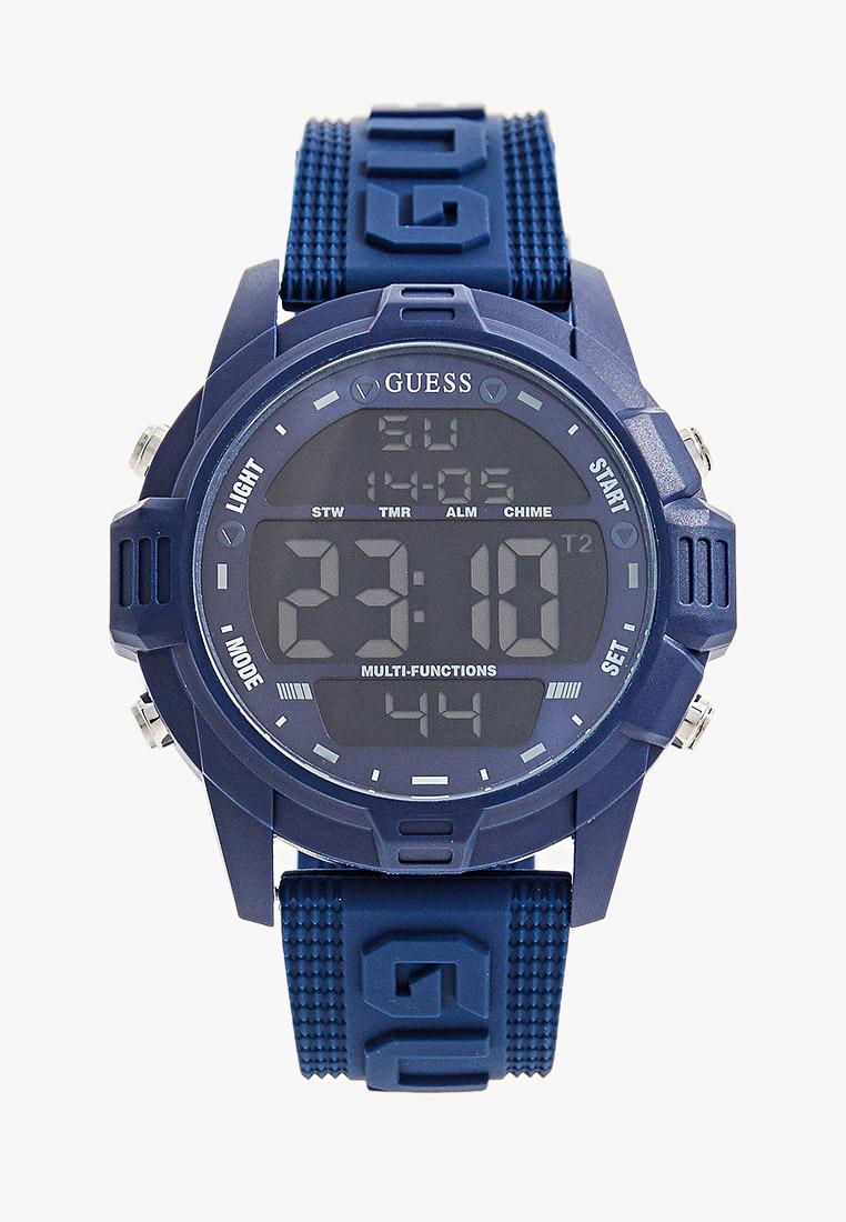 Мужские часы Guess (Гесс) W1299G4