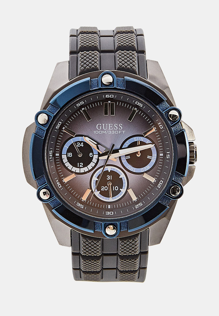Мужские часы Guess (Гесс) W1302G3