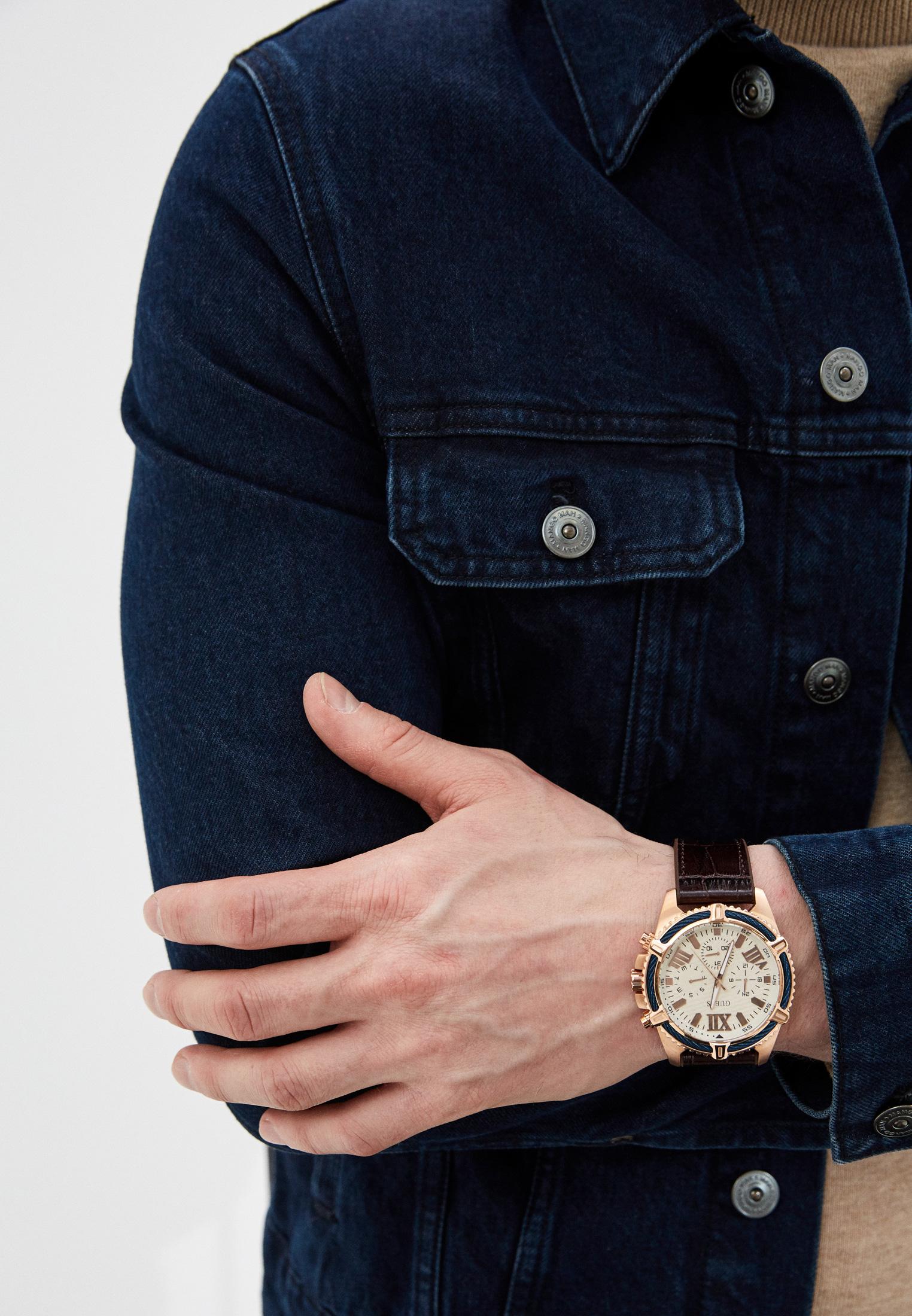 Мужские часы Guess (Гесс) GW0053G4