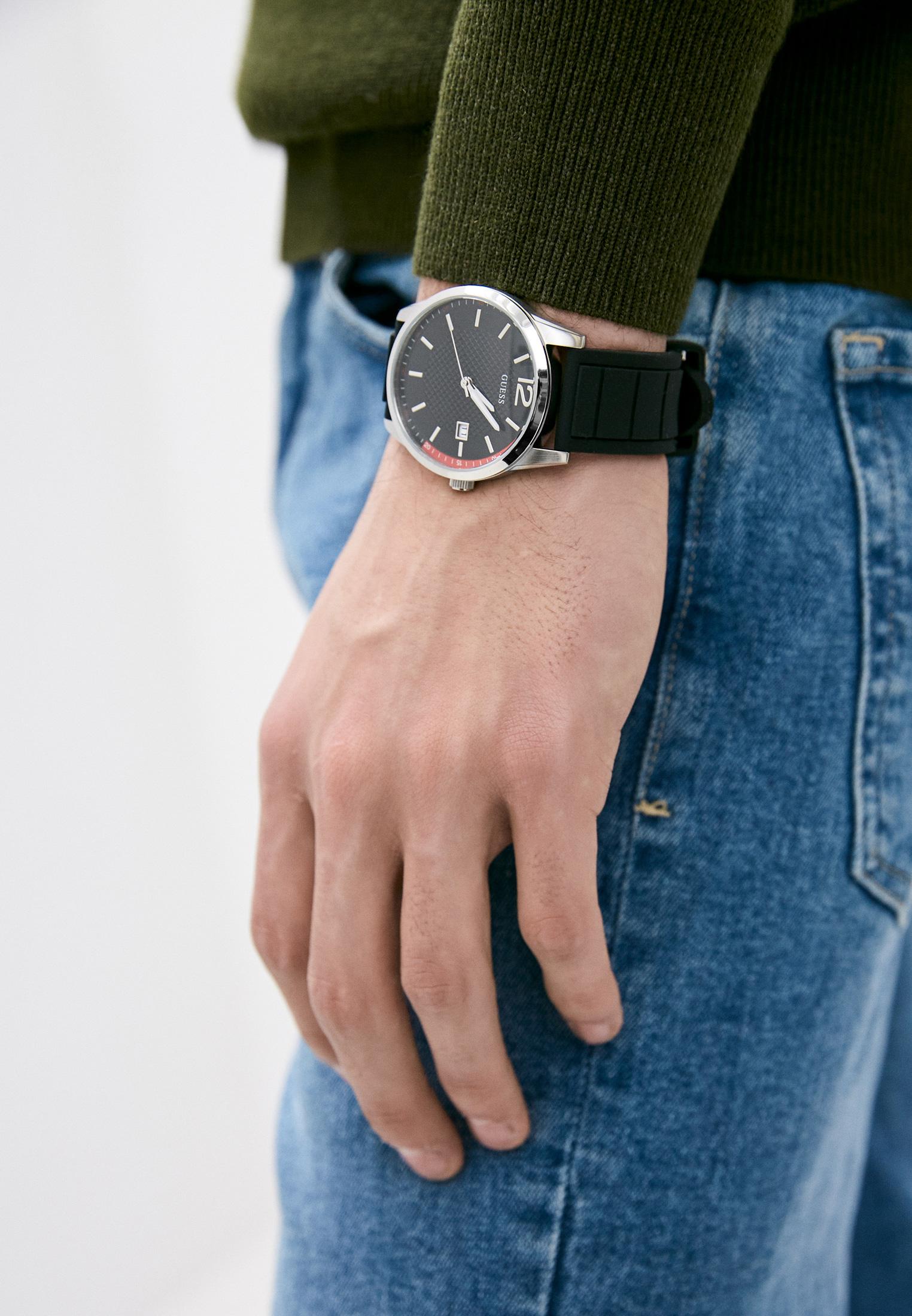 Мужские часы Guess (Гесс) W0991G1: изображение 5