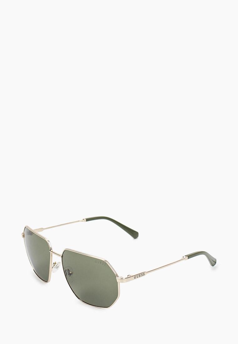 Мужские солнцезащитные очки Guess (Гесс) GUS 00011 32N 59