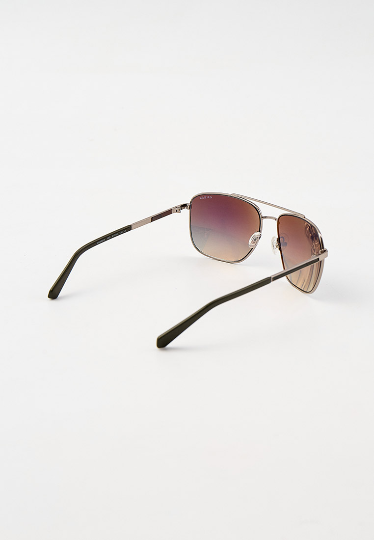 Мужские солнцезащитные очки Guess (Гесс) GUS 00014 10Q 61: изображение 2