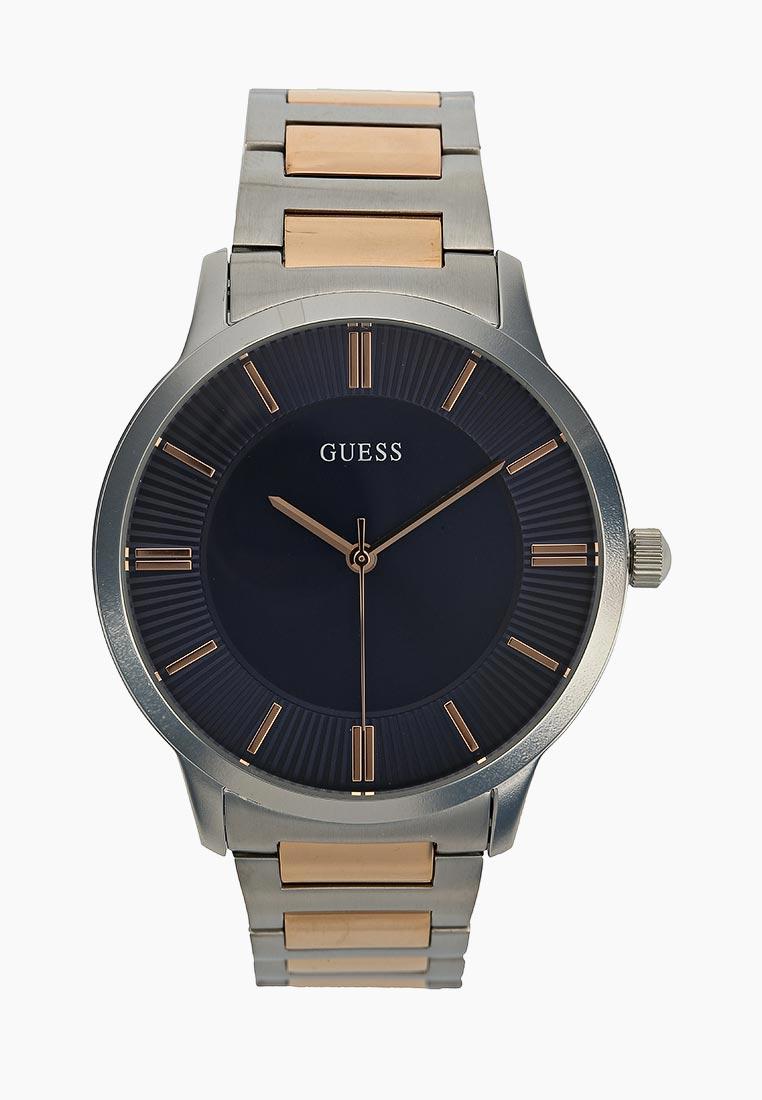 Мужские часы Guess (Гесс) W0990G4