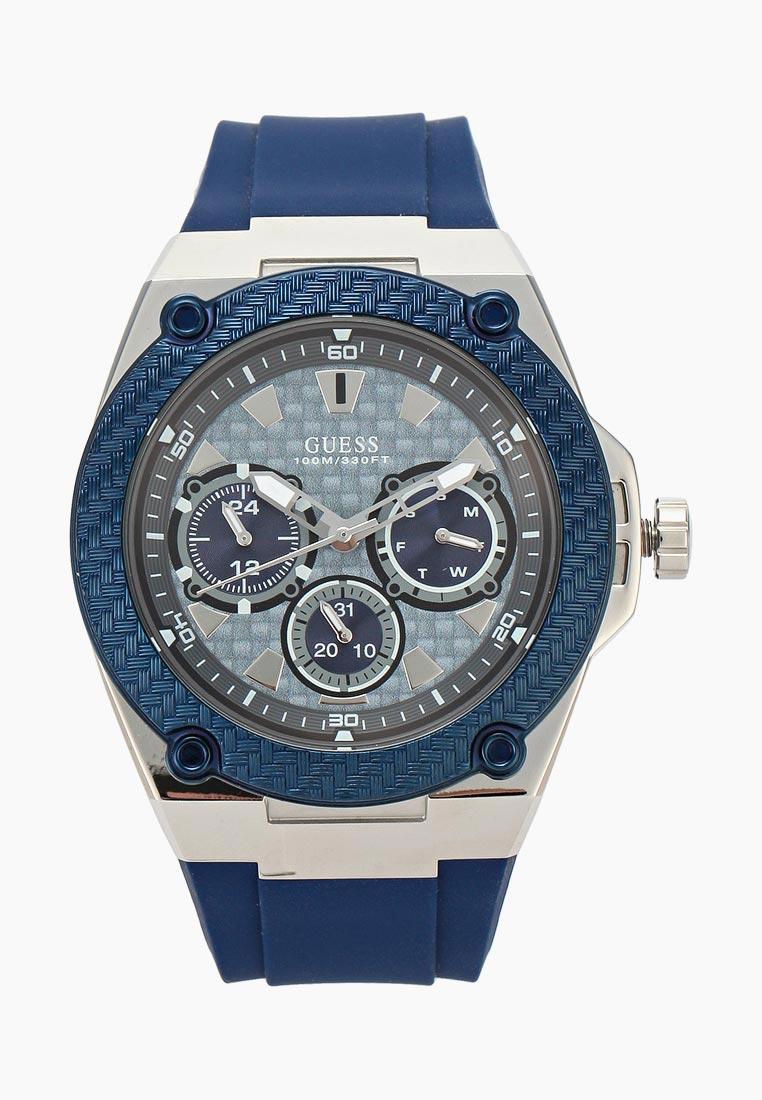 Мужские часы Guess (Гесс) W1049G1