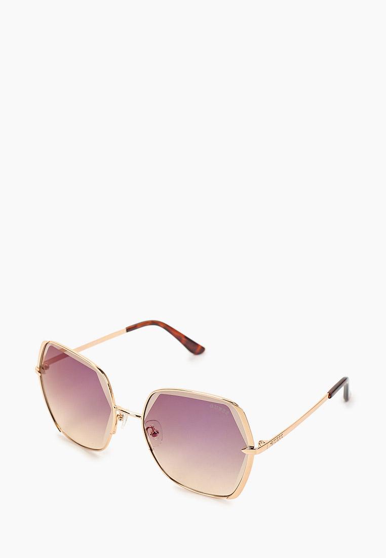 Женские солнцезащитные очки Guess (Гесс) GUS 7721 32F 60