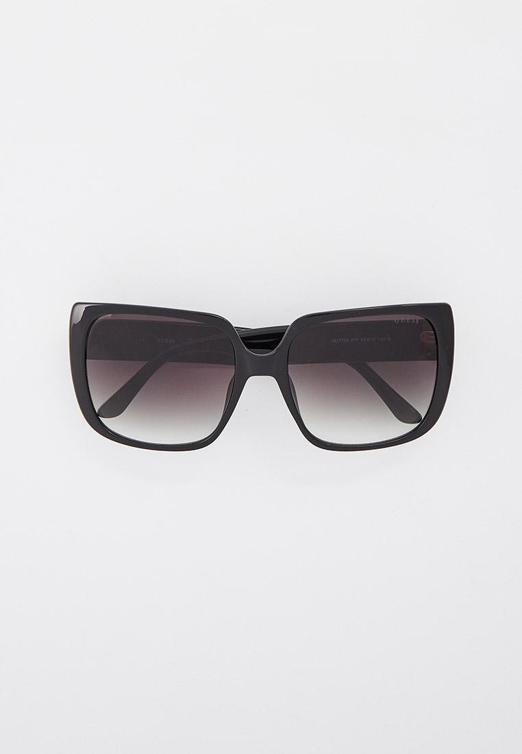 Женские солнцезащитные очки Guess (Гесс) GUS 7723 01P 58