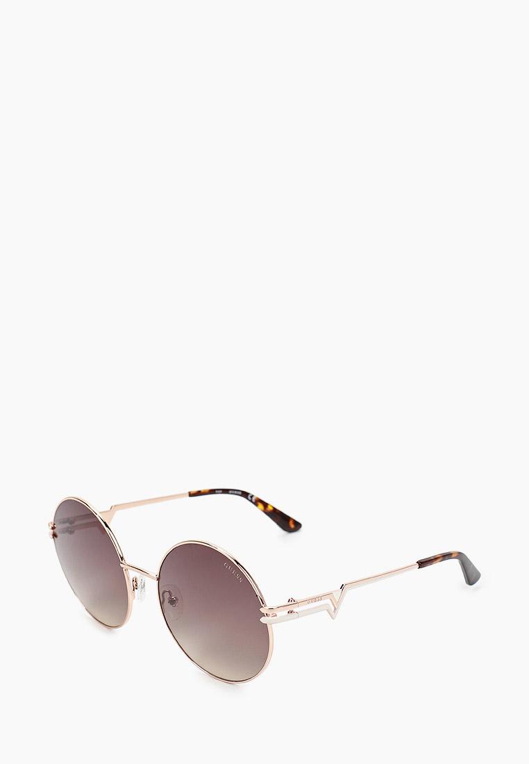 Женские солнцезащитные очки Guess (Гесс) GUS 7734 28F 60