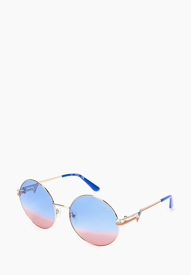 Женские солнцезащитные очки Guess (Гесс) GUS 7734 32W 60