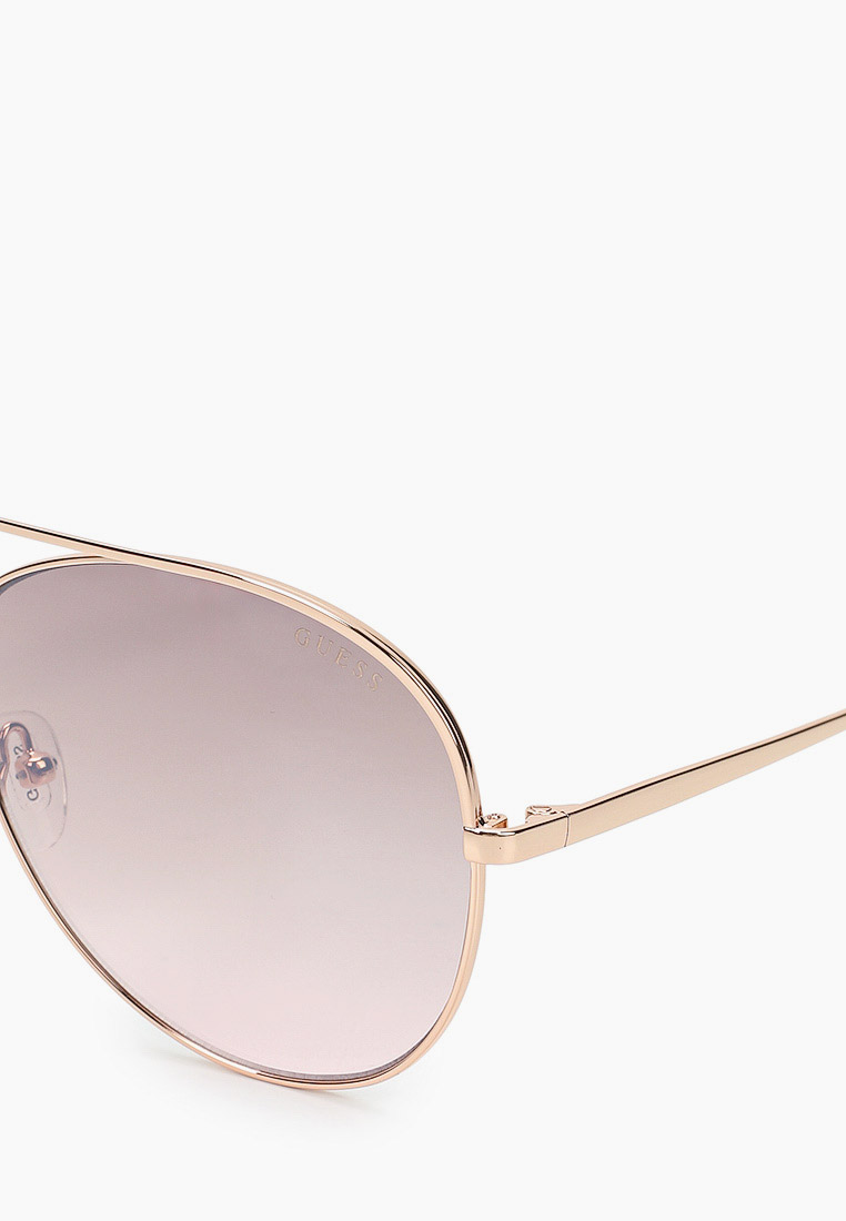 Женские солнцезащитные очки Guess (Гесс) GUS 7739 28G 64: изображение 2