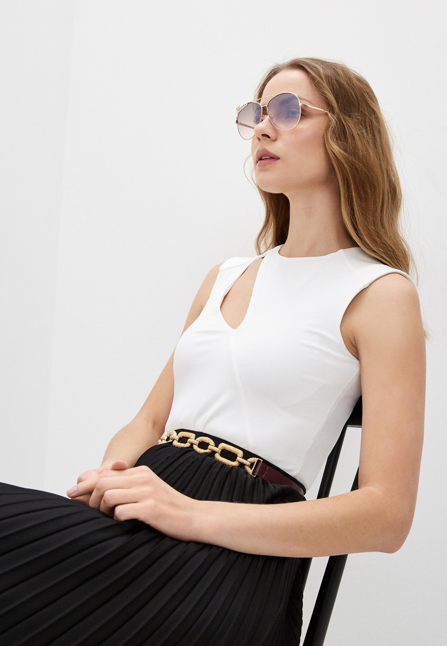 Женские солнцезащитные очки Guess (Гесс) GUS 7739 28G 64: изображение 4