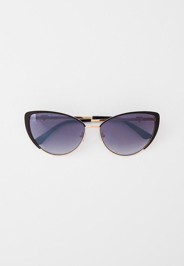Женские солнцезащитные очки Guess (Гесс) GUS 7744 01B 61