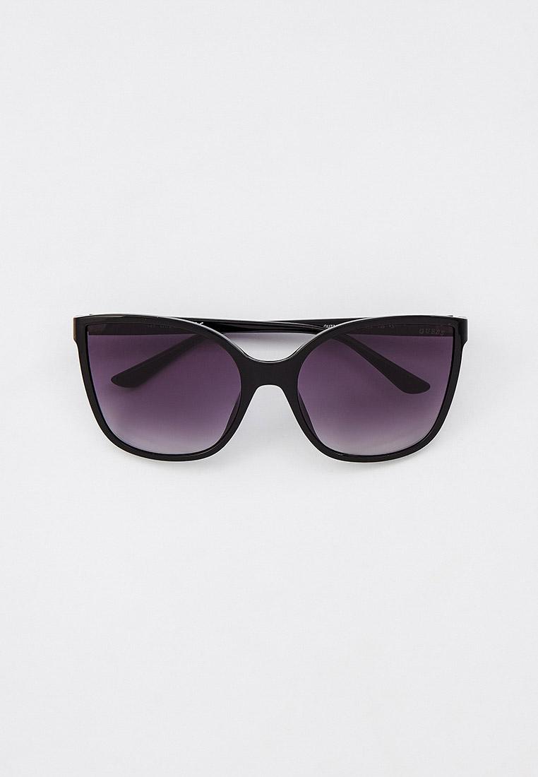 Женские солнцезащитные очки Guess (Гесс) GUS 7748 01B 60