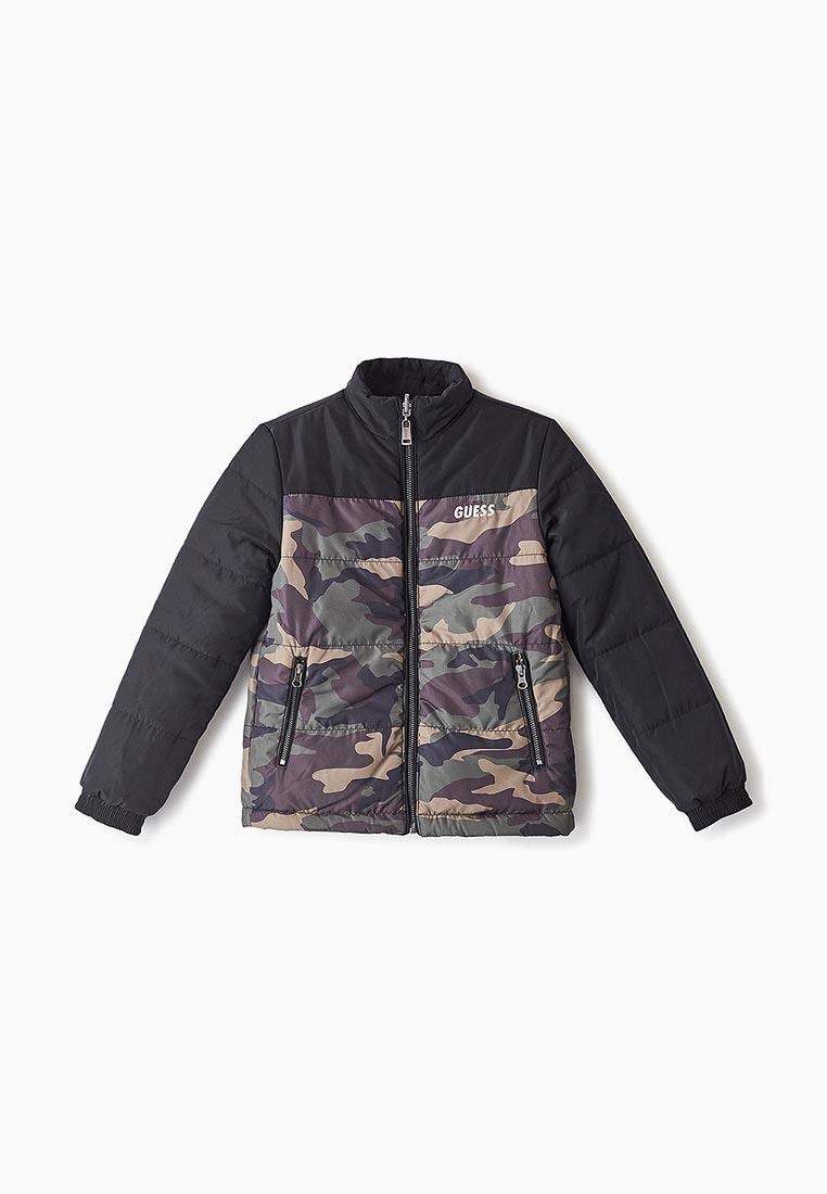 Куртка Guess (Гесс) L93L08 WB240