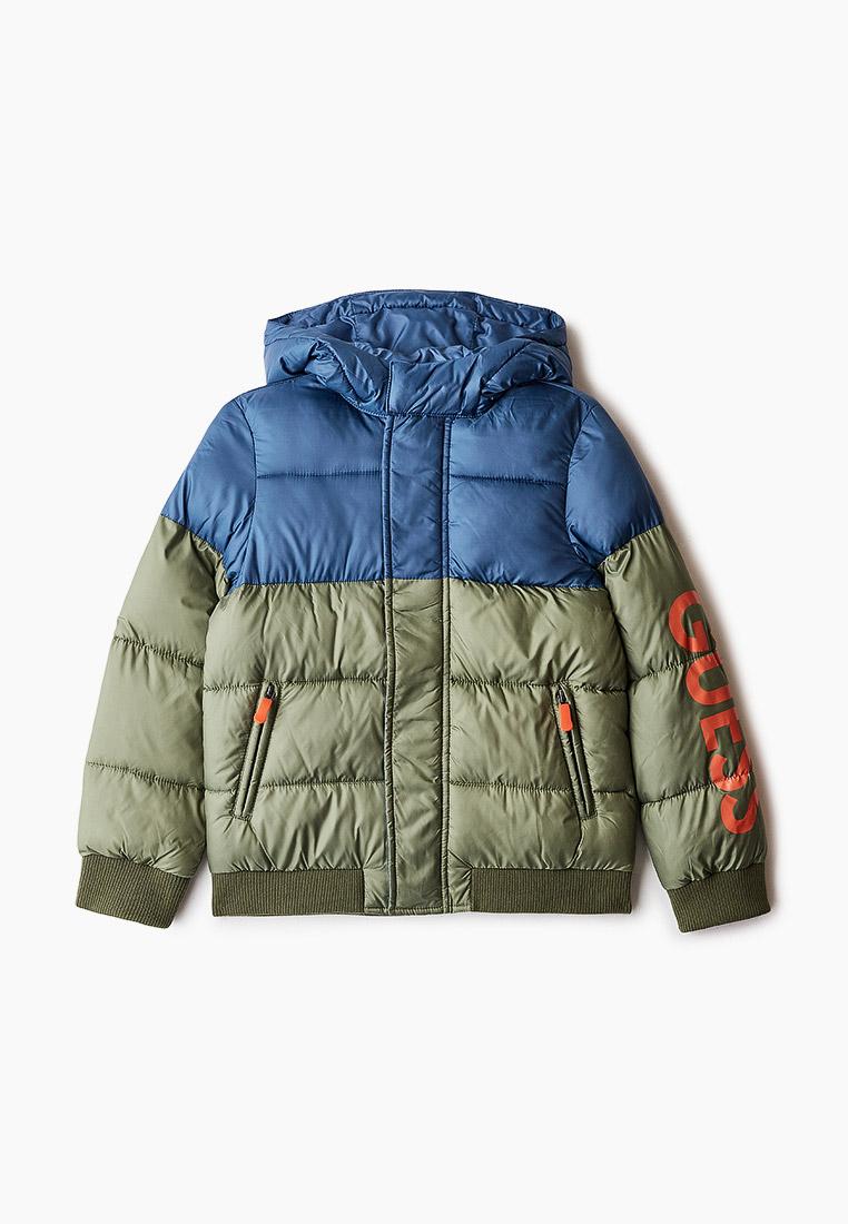 Куртка Guess (Гесс) L0YL08 W7S10