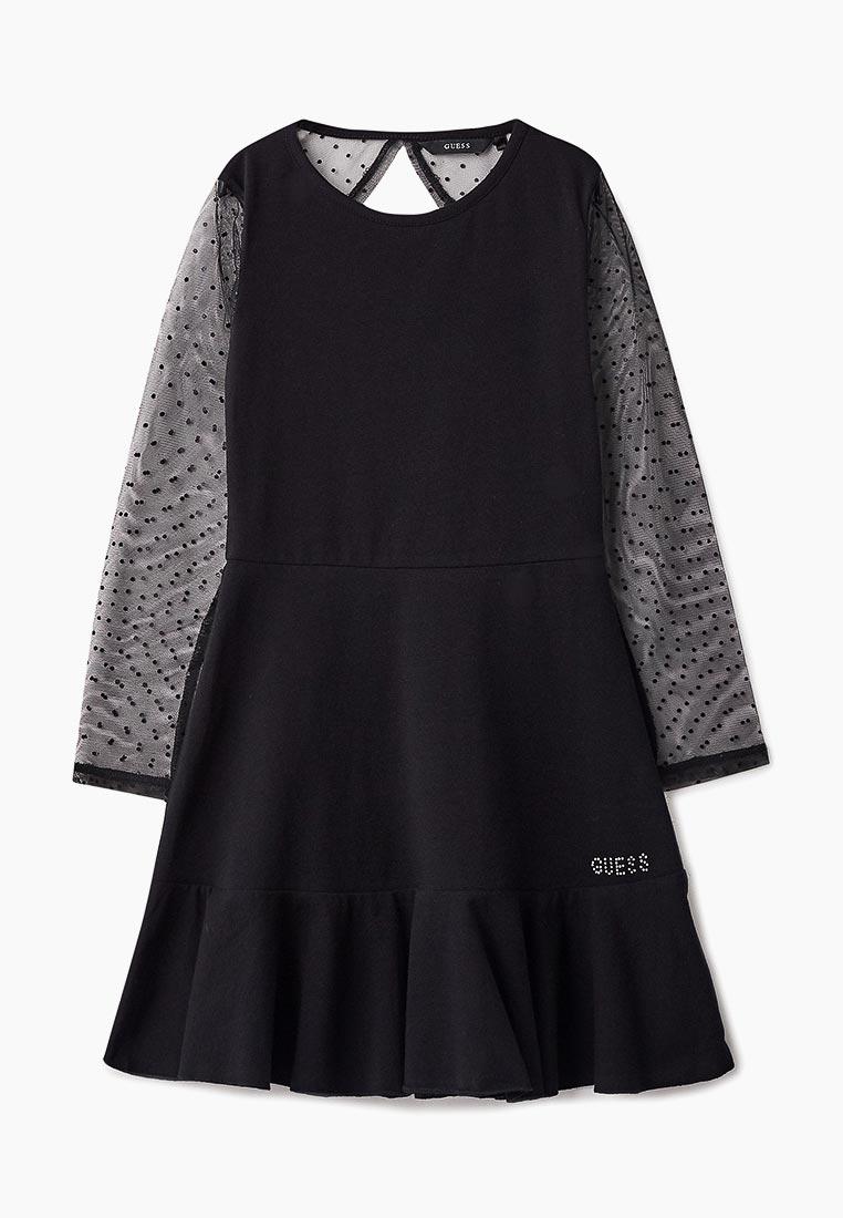 Нарядное платье Guess (Гесс) J83K24 K7IG0