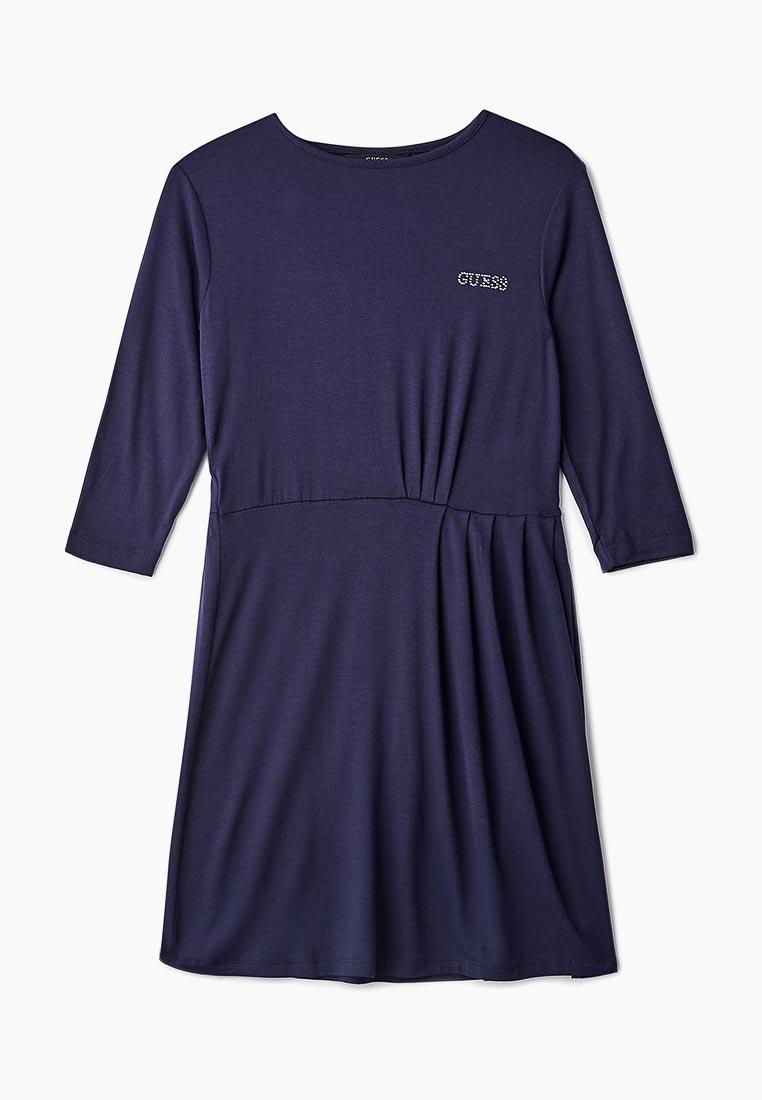 Повседневное платье Guess (Гесс) J83K13 K7I10