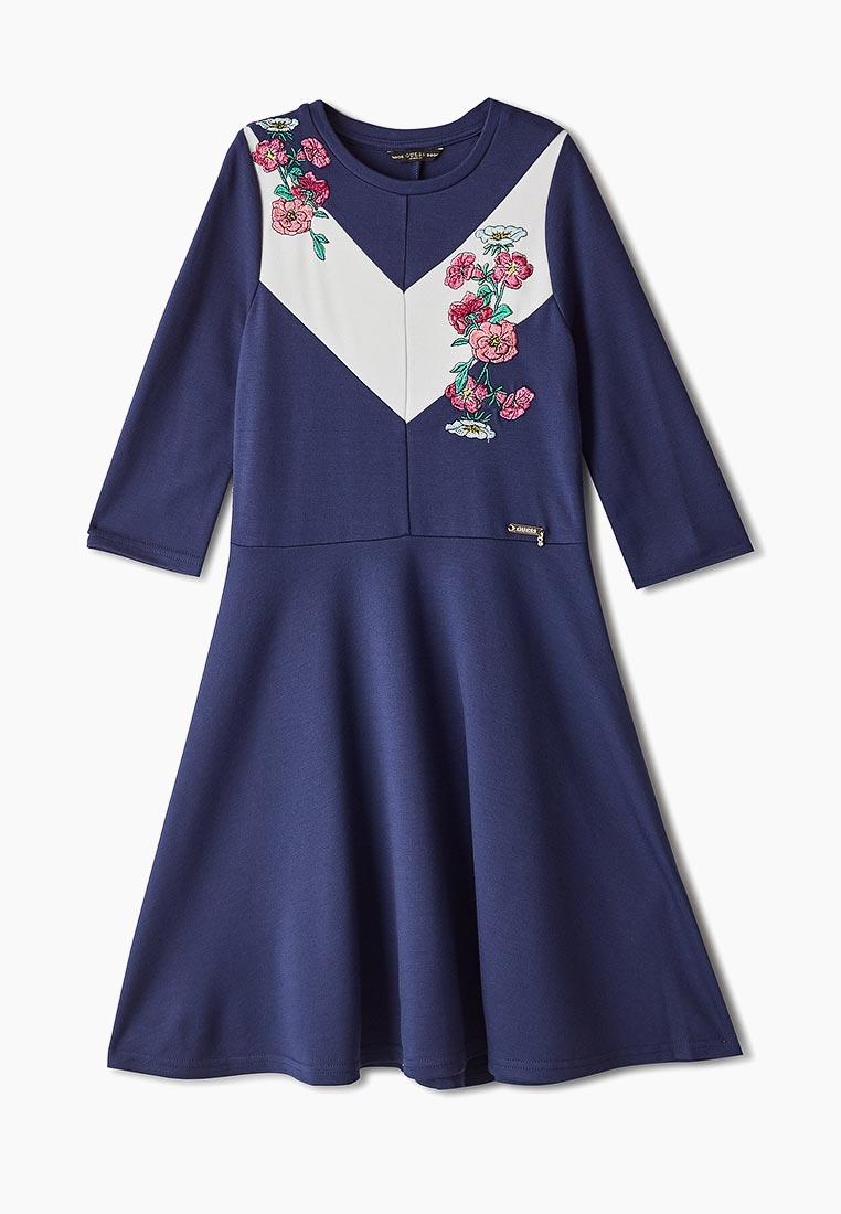 Повседневное платье Guess (Гесс) J93K57 K8ZW0