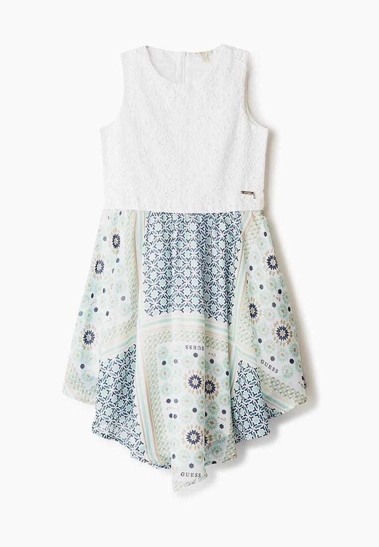Повседневное платье Guess (Гесс) J02K10 WCSC0