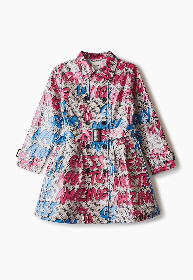 Пальто для девочек Guess (Гесс) J01L00 WCL30