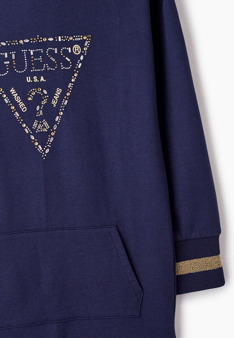Повседневное платье Guess (Гесс) J0YK08 K82T0: изображение 3