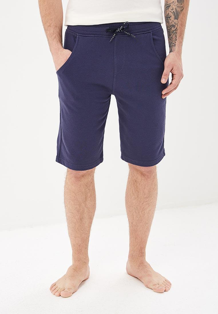 Мужские домашние брюки Guess (Гесс) U92Q07 FL01T