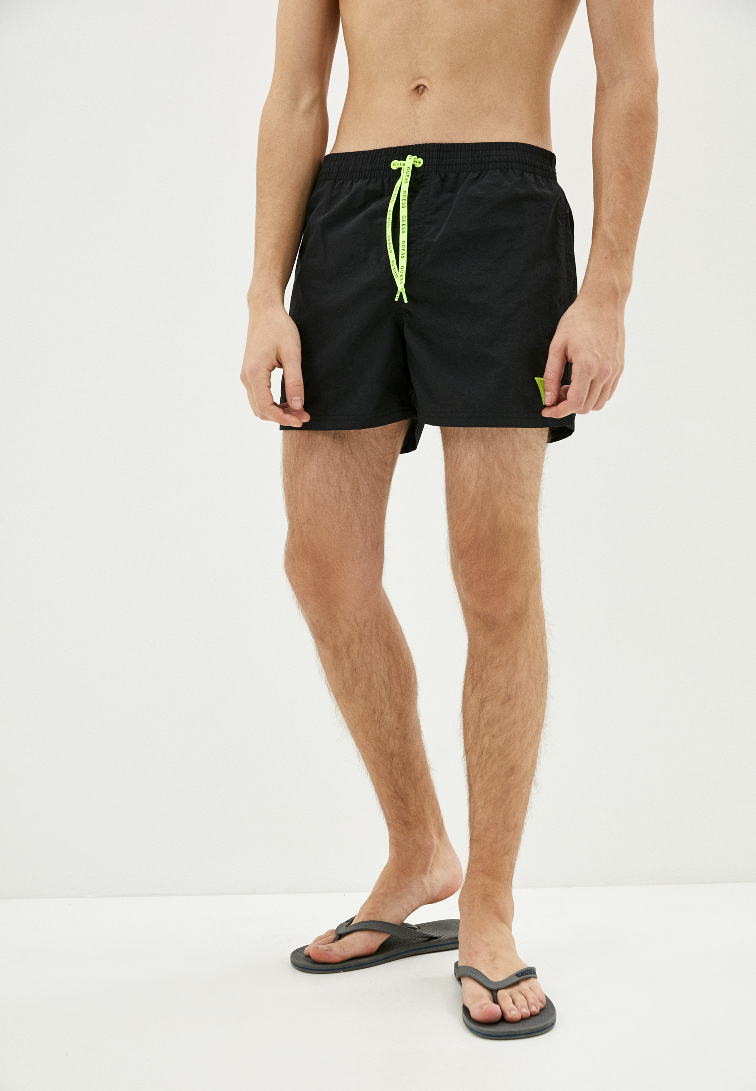 Мужские шорты для плавания Guess (Гесс) F02T00 TEL27