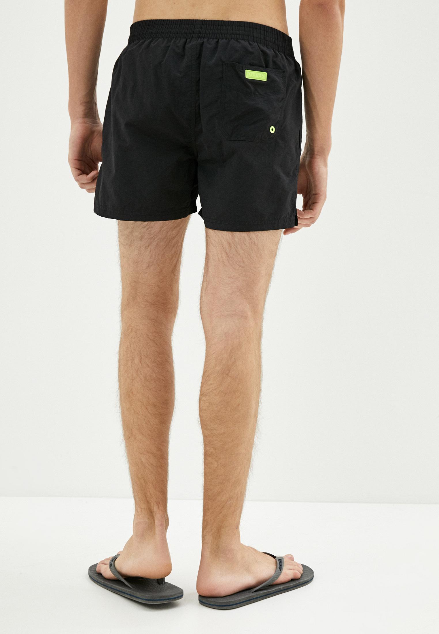 Мужские шорты для плавания Guess (Гесс) F02T00 TEL27: изображение 2