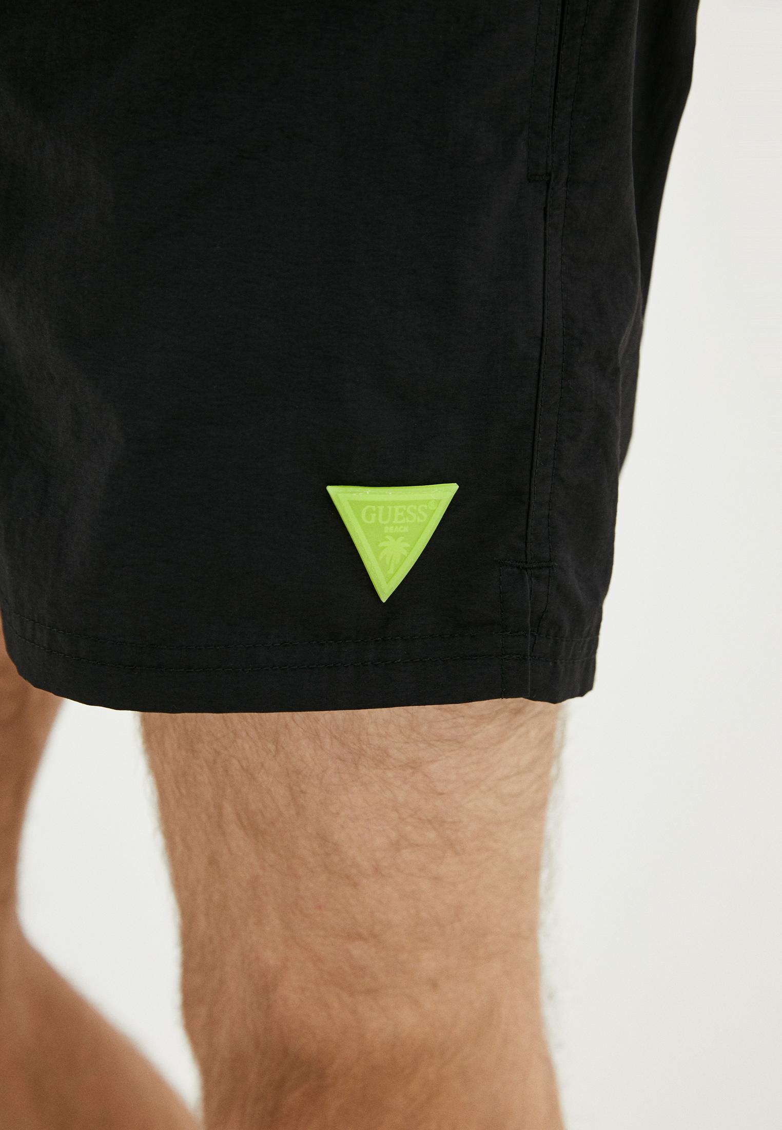 Мужские шорты для плавания Guess (Гесс) F02T00 TEL27: изображение 3
