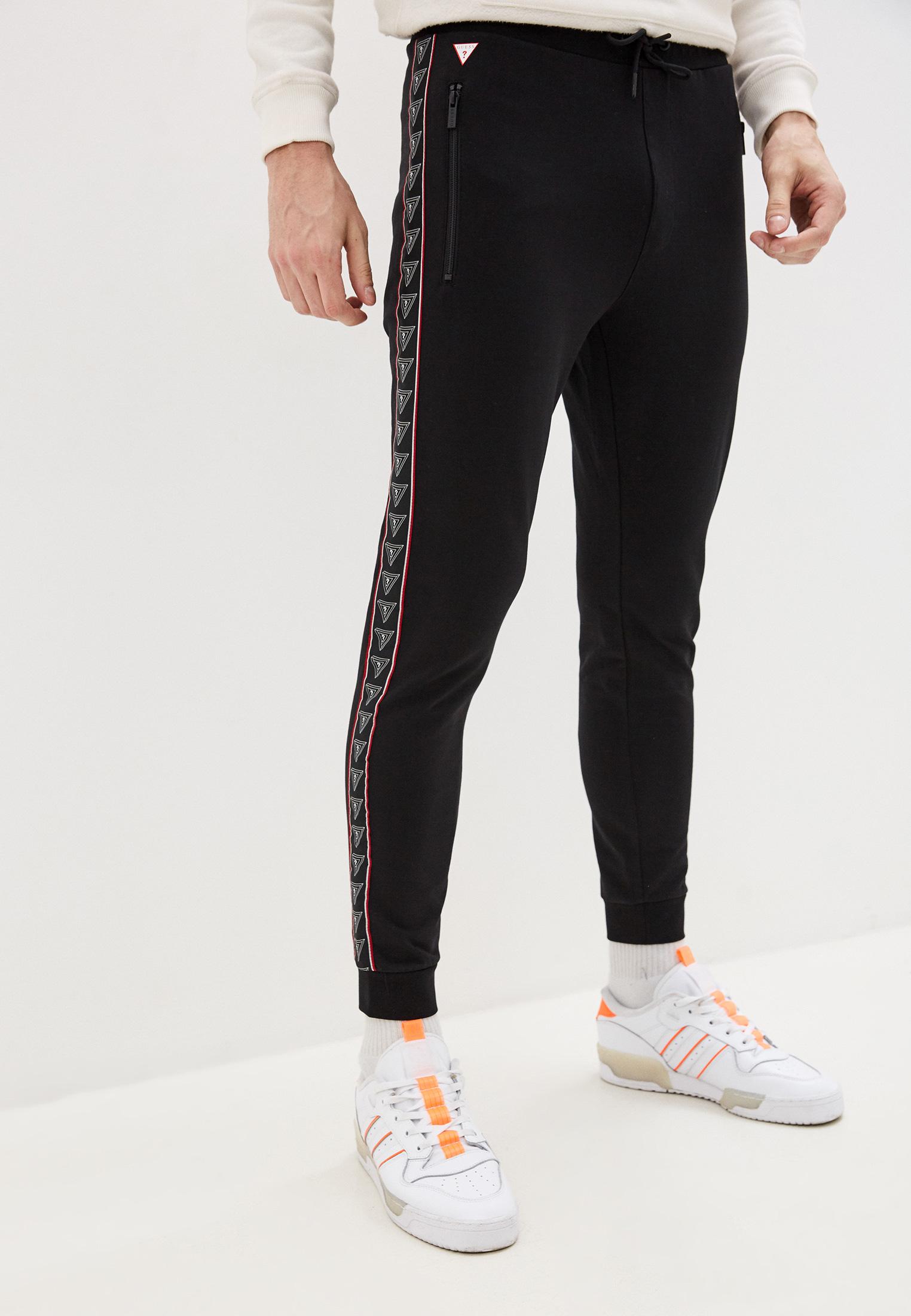Мужские спортивные брюки Guess (Гесс) U01Q10 K6XF0