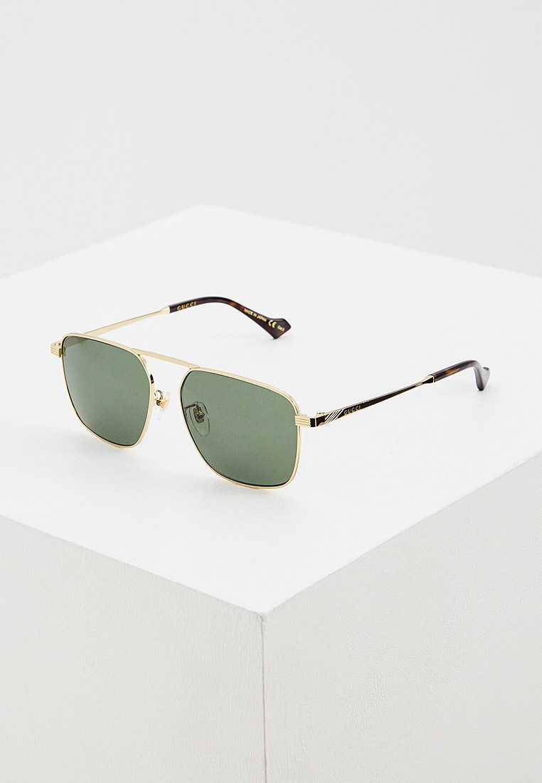 Мужские солнцезащитные очки Gucci (Гуччи) GG0743S