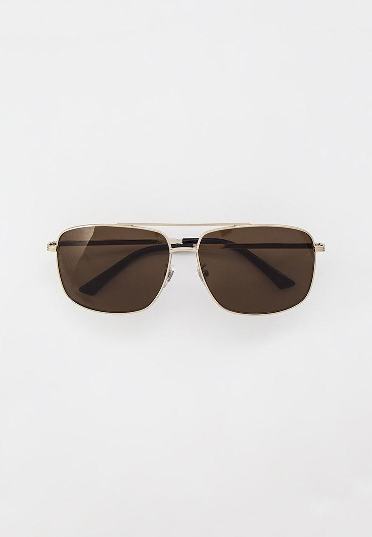Мужские солнцезащитные очки Gucci (Гуччи) GG0836SK