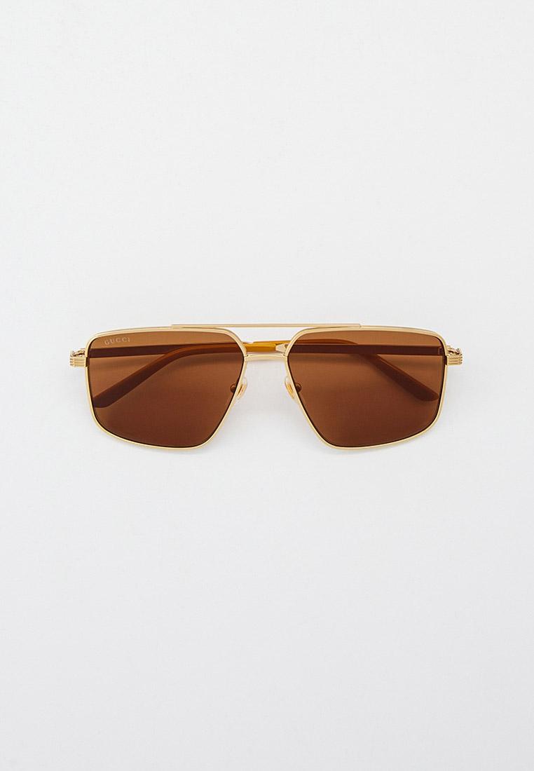 Мужские солнцезащитные очки Gucci (Гуччи) GG0941S