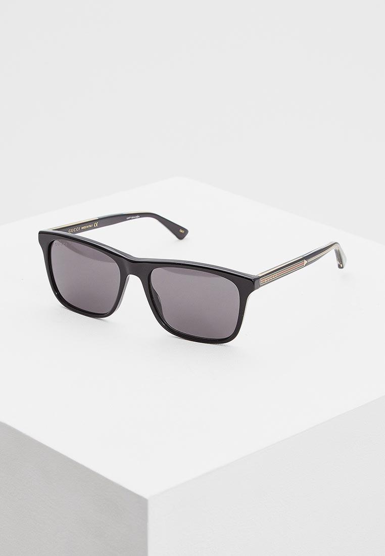 Женские солнцезащитные очки Gucci (Гуччи) GG0381S a4ffd682198