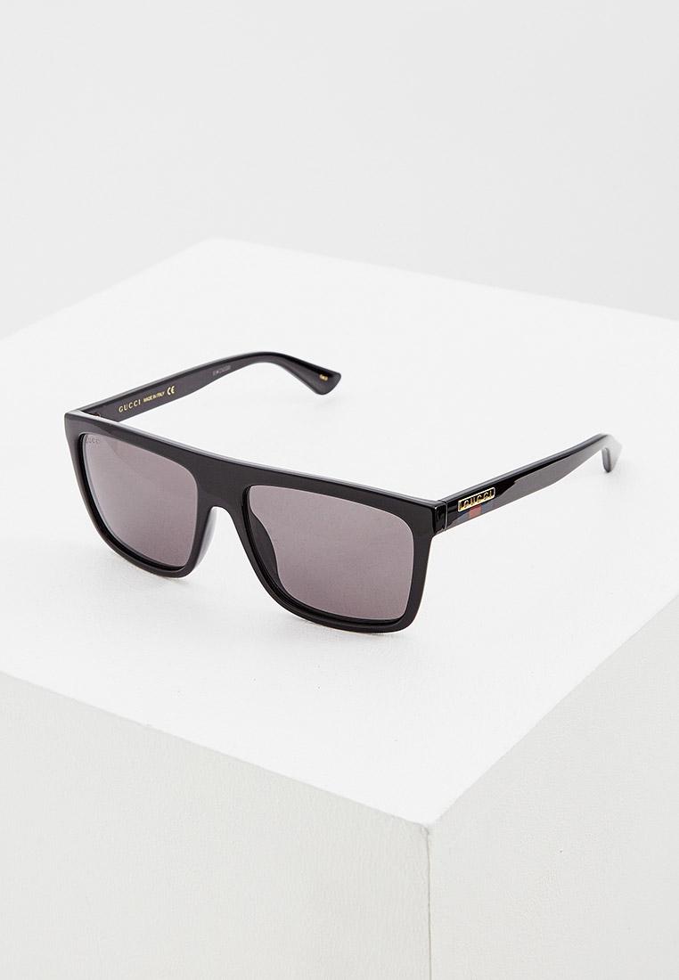Женские солнцезащитные очки Gucci (Гуччи) GG0748S