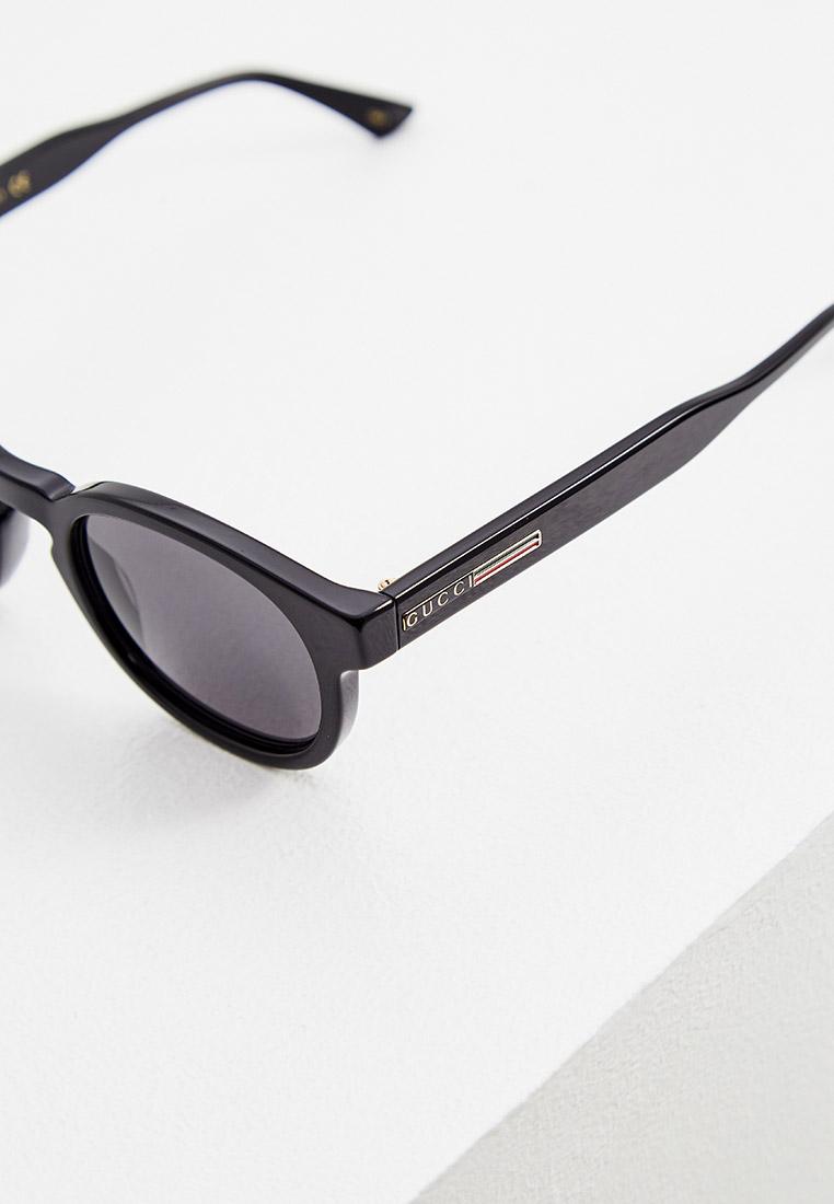 Женские солнцезащитные очки Gucci (Гуччи) GG0825S: изображение 4