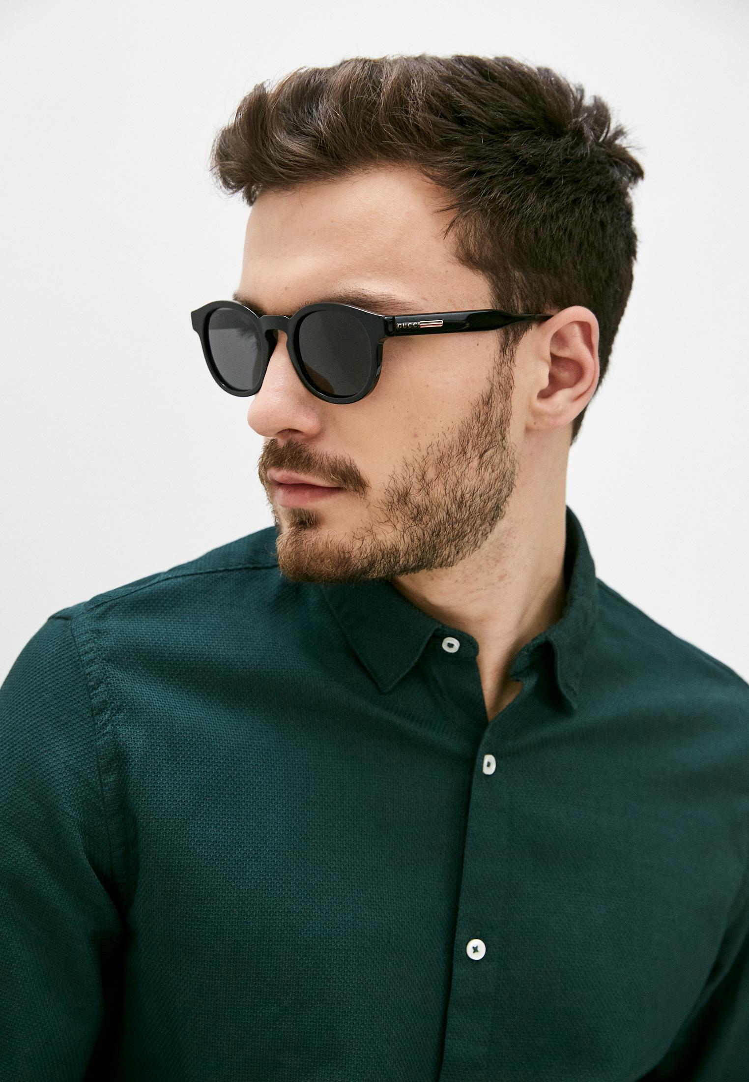 Женские солнцезащитные очки Gucci (Гуччи) GG0825S: изображение 7