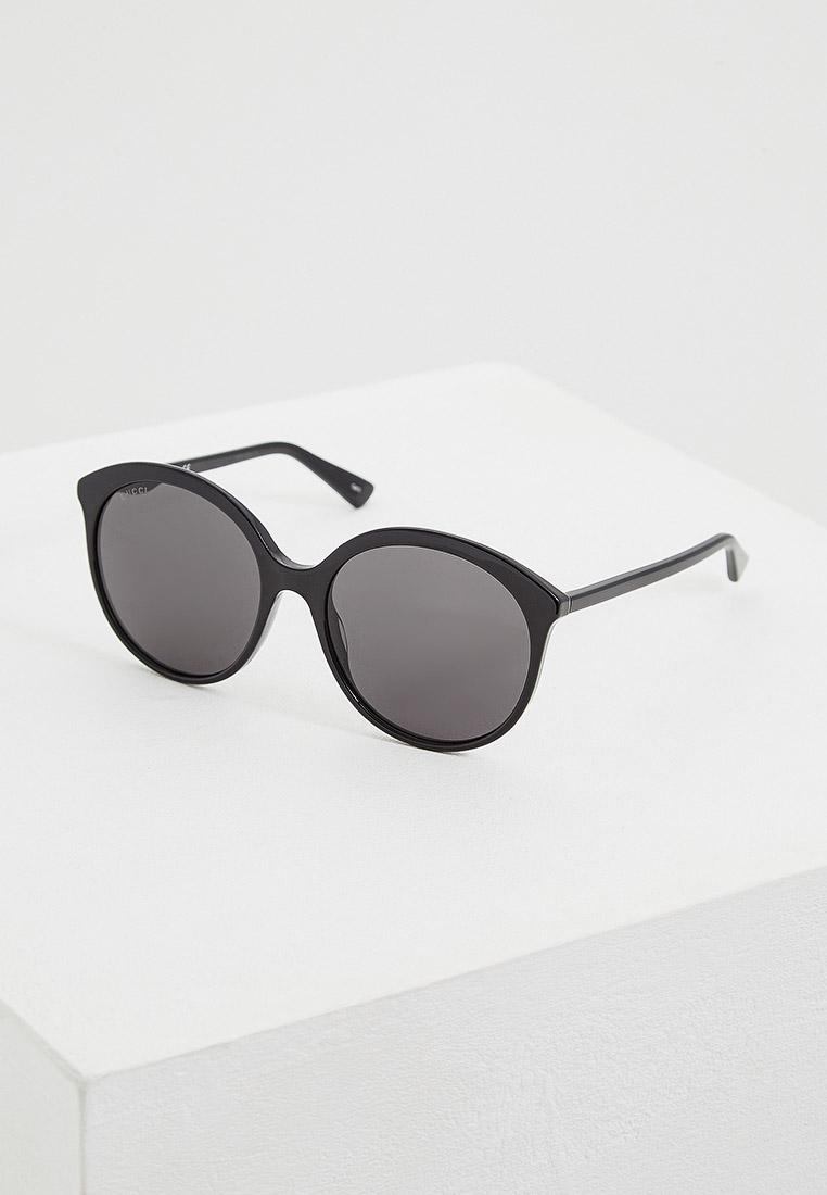 Женские солнцезащитные очки Gucci (Гуччи) GG0257S