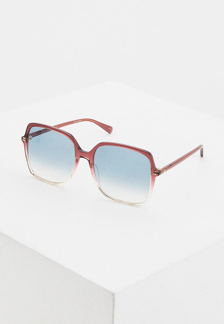 Женские солнцезащитные очки Gucci (Гуччи) GG0544S