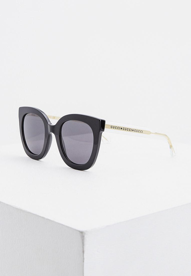 Женские солнцезащитные очки Gucci (Гуччи) GG0564S