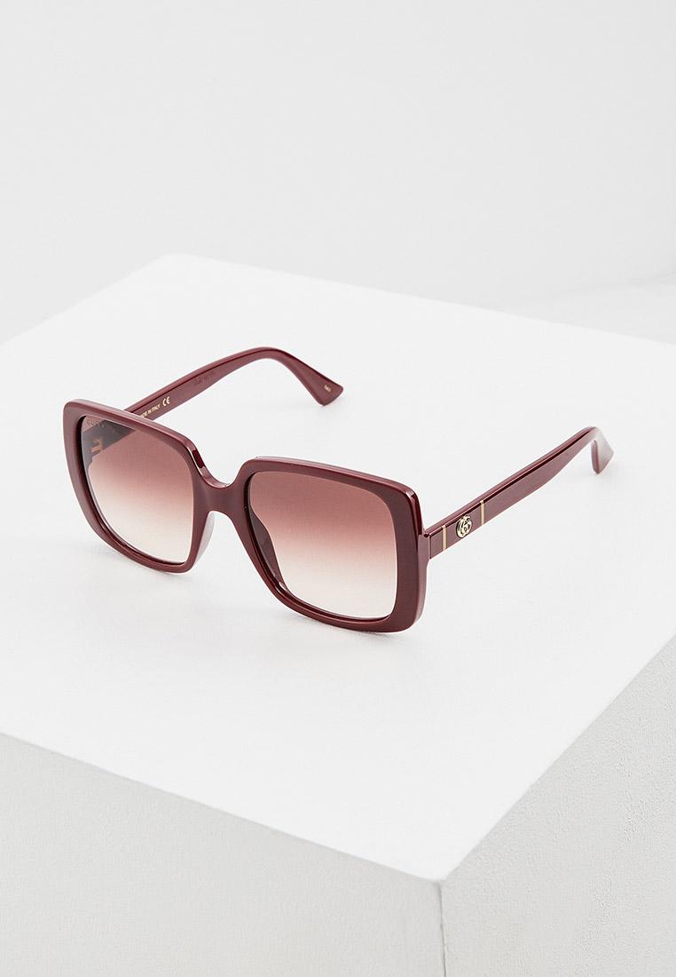 Женские солнцезащитные очки Gucci (Гуччи) GG0632S