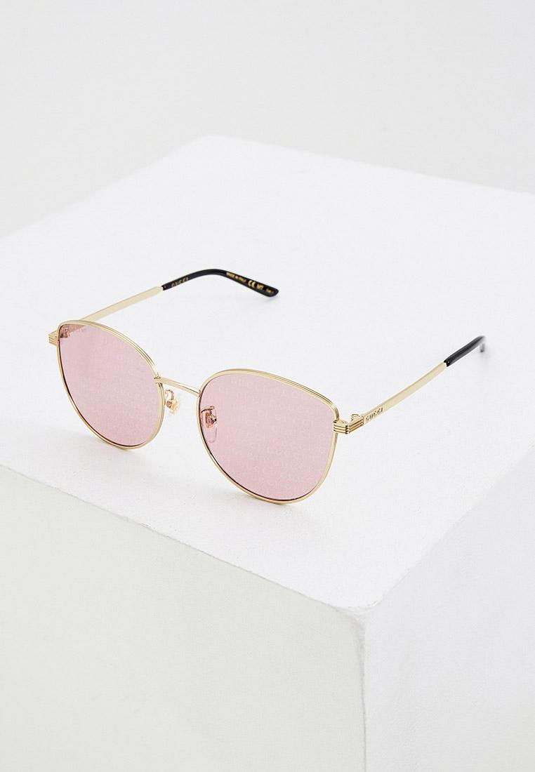 Женские солнцезащитные очки Gucci (Гуччи) GG0807SA