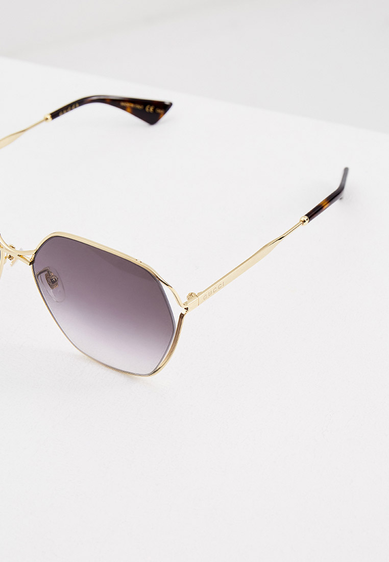 Женские солнцезащитные очки Gucci (Гуччи) GG0818SA: изображение 4