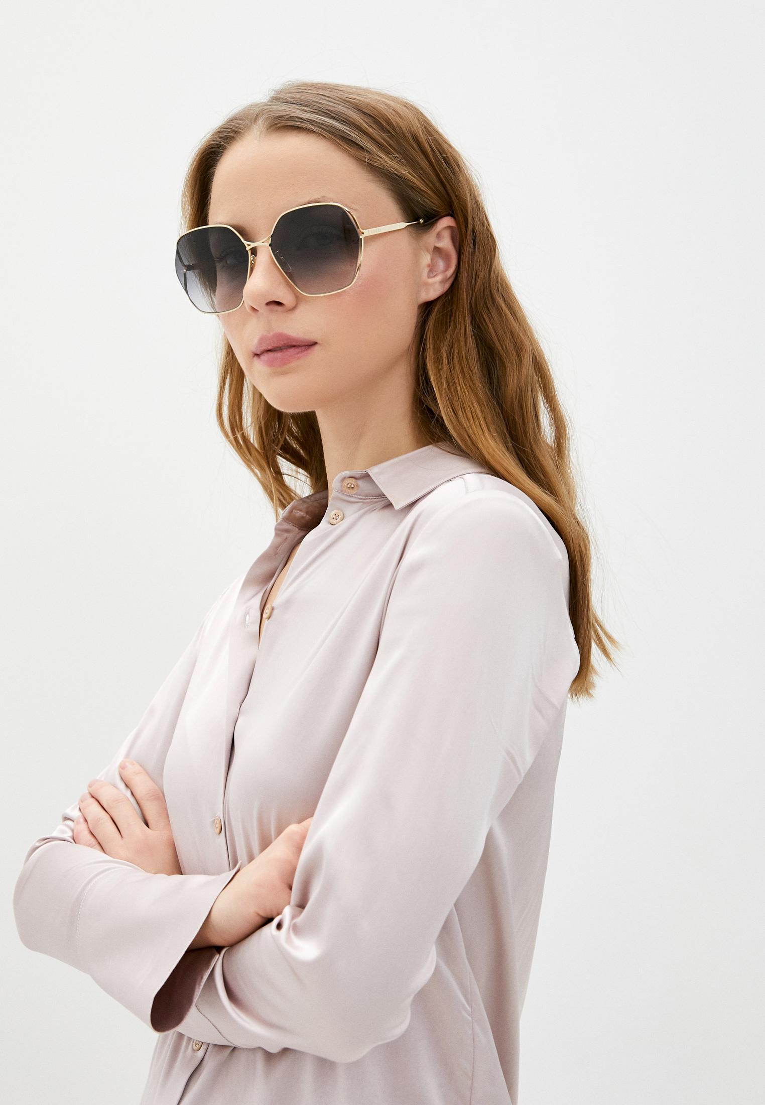 Женские солнцезащитные очки Gucci (Гуччи) GG0818SA: изображение 6