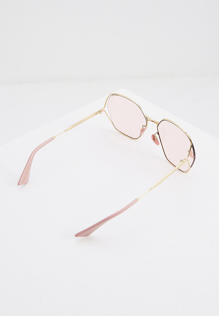 Женские солнцезащитные очки Gucci (Гуччи) GG0818SA: изображение 9