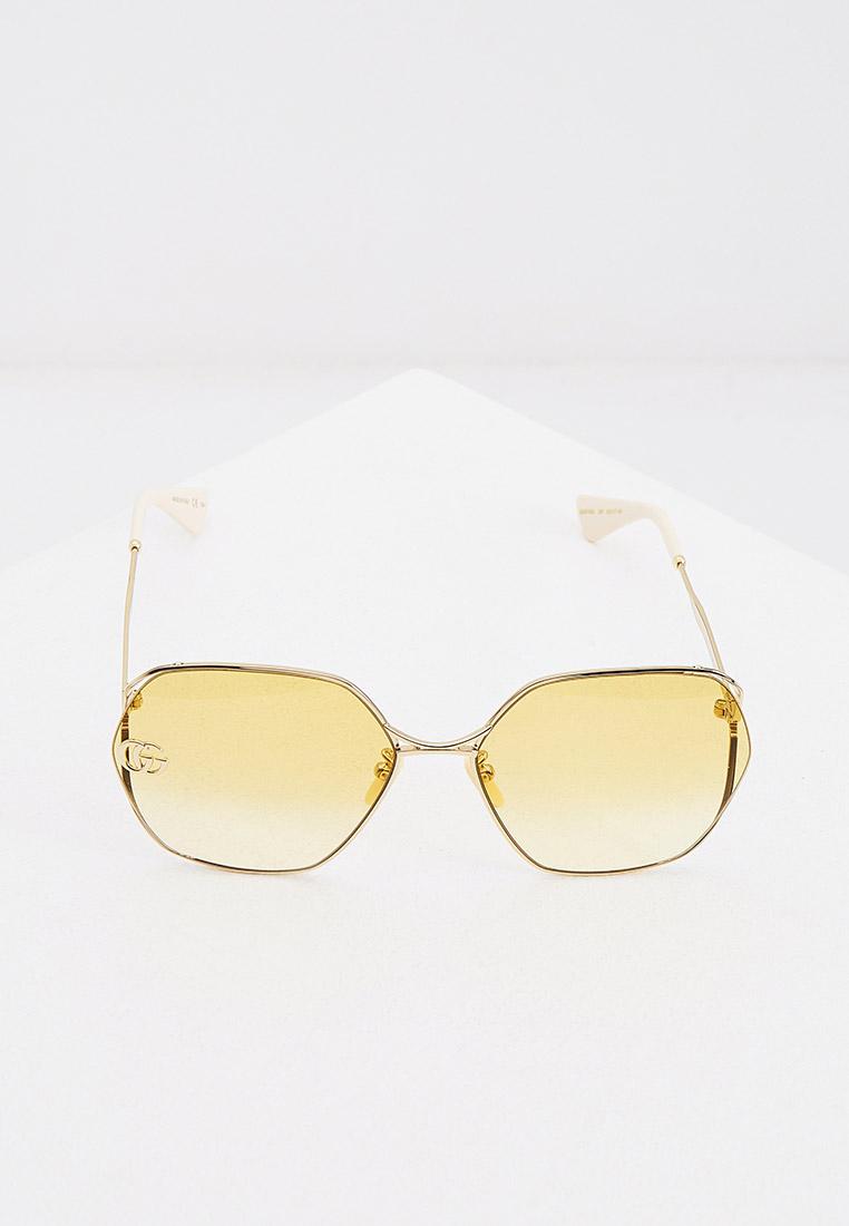 Женские солнцезащитные очки Gucci (Гуччи) GG0818SA: изображение 13
